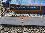 "Косилка садовая ""Буковинка"" 2 м (защита от ударов), фото 4"
