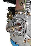 Двигатель дизельный GrunWelt GW192FE (14 л.с., шпонка), фото 9