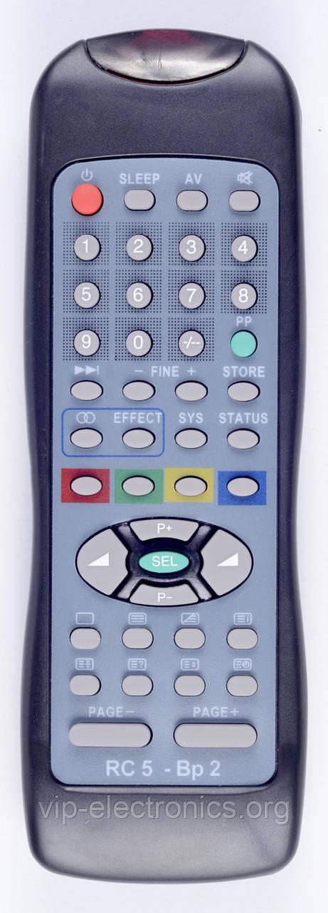 Пульт Горизонт  RC-5 BP-2 ( TV з TXT)