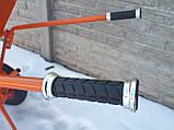 Разбрасыватель ручной универсальный РРУ-55 Булат оранжевый, фото 5