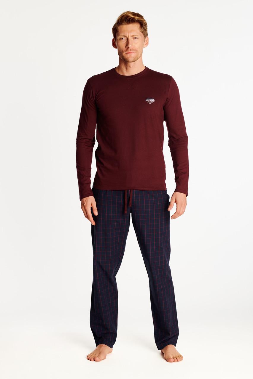 Мужская пижама 2XL с брюками Henderson 38374