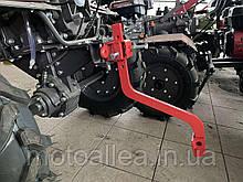 Сошник регулировки глубины с креплением под мотоблоки базы 105/135/1100