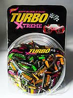 Turbo Extreme жувальні гумки з фруктовим смаком 300 шт Турция