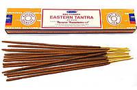 Ароматические палочки Восточная тантра, Nag Champa Easten Tantra (15gm) Satya