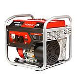 Генератор бензиновый инверторный WEIMA WM3500і-2 (3,5 кВт, инверторный, 1 фаза, ручной старт), фото 2