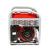 Генератор бензиновый инверторный WEIMA WM3500і-2 (3,5 кВт, инверторный, 1 фаза, ручной старт), фото 3
