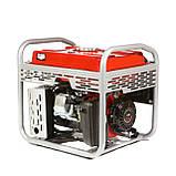 Генератор бензиновый инверторный WEIMA WM3500і-2 (3,5 кВт, инверторный, 1 фаза, ручной старт), фото 4