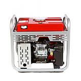 Генератор бензиновый инверторный WEIMA WM3500і-2 (3,5 кВт, инверторный, 1 фаза, ручной старт), фото 5