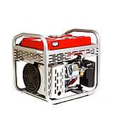 Генератор бензиновый инверторный WEIMA WM3500і-2 (3,5 кВт, инверторный, 1 фаза, ручной старт), фото 6