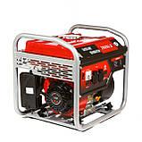 Генератор бензиновый инверторный WEIMA WM3500і-2 (3,5 кВт, инверторный, 1 фаза, ручной старт), фото 8