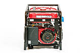 Генератор бензиновый WEIMA WM7000E ATS (7 кВт, 1 фаза, электростартер, автоматика), фото 5