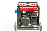 Генератор бензиновый WEIMA WM7000E ATS (7 кВт, 1 фаза, электростартер, автоматика), фото 6