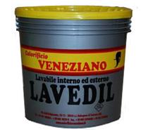 Краска фасадная грязеотталкивающая Lavedil S**
