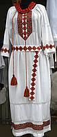 """Жіноче вишите плаття """"Гуцульське"""" , фото 1"""
