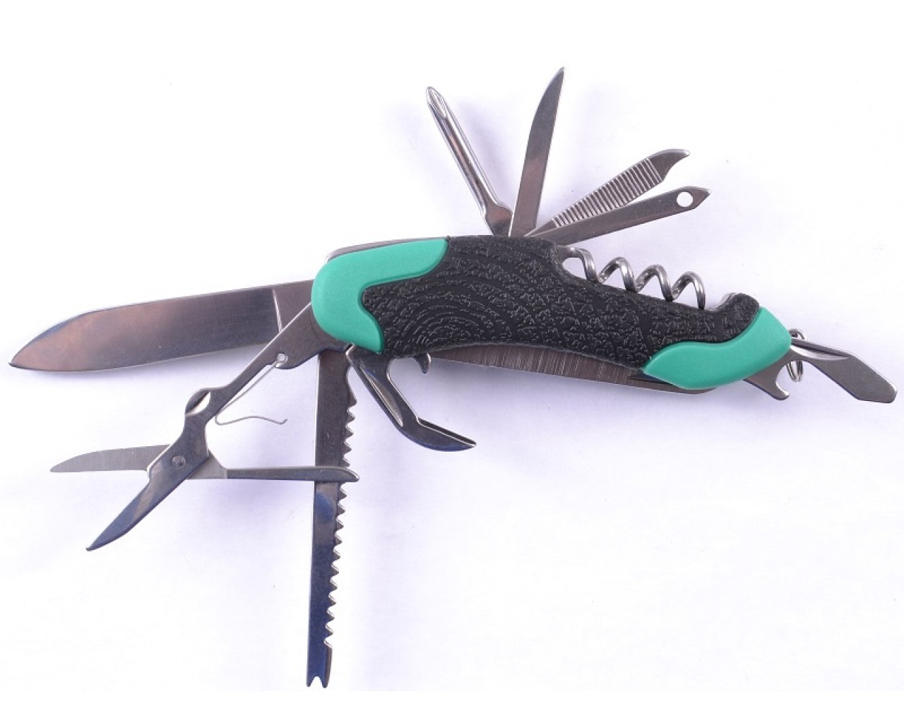 Нож складной многофункциональный EDC Traveler НК-5012