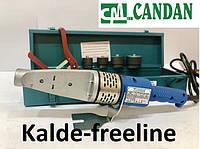 Паяльник для пластиковых труб Candan (750Вт) 20-40