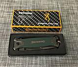 Туристический складной нож BROWNING 364 / АК-63 (22 см), фото 3