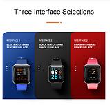 Наручные умные часы Smart W5, спортивные часы, фитнес-трекер, фото 2