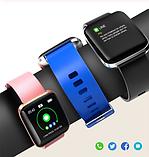 Наручные умные часы Smart W5, спортивные часы, фитнес-трекер, фото 3