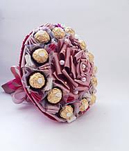 Букет из конфет  Ферерро сладкий подарок для женщины Карамельная история