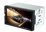 Автомагнитола 2DIN 7-дюймов сенсорный экран 7012 long, фото 4