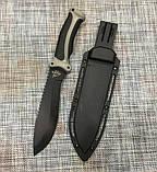 Большой тактический нож GERBFR 31см / 1818В для охоты и рыбалки, фото 4