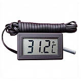 Термометр с выносным датчиком, фото 2