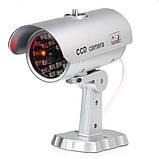 Камера видеонаблюдения Видеокамера муляж, камера обманка, камера муляж РТ-1900, фото 2