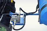 Опрыскиватель для мототрактора 150 л с насосом Премиум (прицепное на 3 точки), фото 2