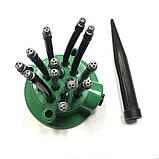Спринклерный ороситель- распылитель для газона  Multifunctional Water Sprinklers, фото 3