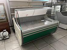 Холодильна вітрина Cold W - 1,5 SGSP
