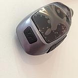 Автомобильный FM трансмиттер модулятор X5+ВТ Bluetooth, USB, фото 4