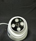Камера видеонаблюдения D204 3MP AHD DOME CAMERA / Ночная съемка+3MP+HD качество, фото 3