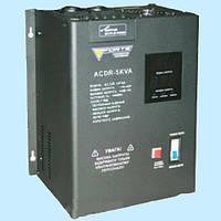 Стабилизатор напряжения релейный FORTE ACDR-5kVA (5 кВт)