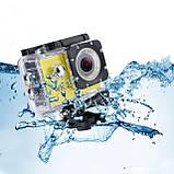 Экшн камера SJ7000R-H9 4К с пультом, фото 5
