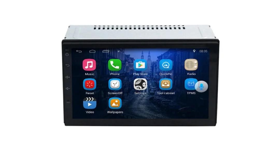 "Автомагнитола 2 din Universal A7002-Z Android GPS 7"""