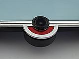 Видеорегистратор-зеркало UKC C33 Vehicle Blackbox DVR на три камеры  5'' + touch FullHD, фото 9