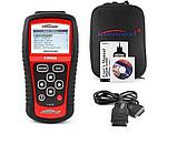 Автомобильный диагностический сканер OBDII/EOBD scanner KW 808, фото 3