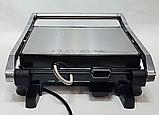 Гриль электрический DSP KB1036 профессиональный с функцией контроля температуры [2000 ВТ], фото 5