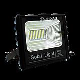 Прожектор Jindian JD-8840 40W SMD, IP67, солнечная батарея, пульт ДУ, встроенный аккумулятор, фото 3