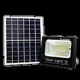 Прожектор Jindian JD-8840 40W SMD, IP67, солнечная батарея, пульт ДУ, встроенный аккумулятор, фото 4