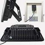 Прожектор Jindian JD-8840 40W SMD, IP67, солнечная батарея, пульт ДУ, встроенный аккумулятор, фото 6