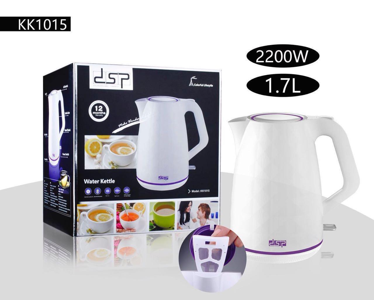 Чайник электрический DSP KK1015