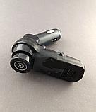 Автомобильный FM-трансмиттер G27 (3.1A), чёрный, фото 2