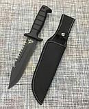 Тактический нож Gerber 177А c Чехлом, фото 2