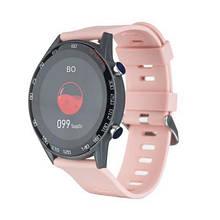Смарт-годинник Globex Smart Watch Me2 (Pink)