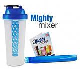 Стакан - шейкер для коктейлей Mighty Mixer ручной, фото 5