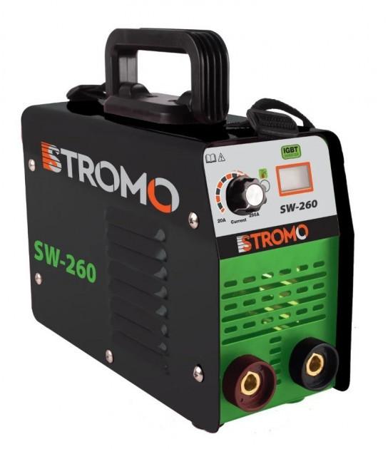 Зварювальний апарат інверторний STROMO SW250