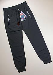 Спортивные штаны на  мальчика 10 , 12 лет черные , Венгрия №1903