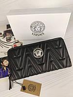 Женский кошелек в стиле VERSACE Версаче